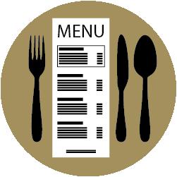 menu design service