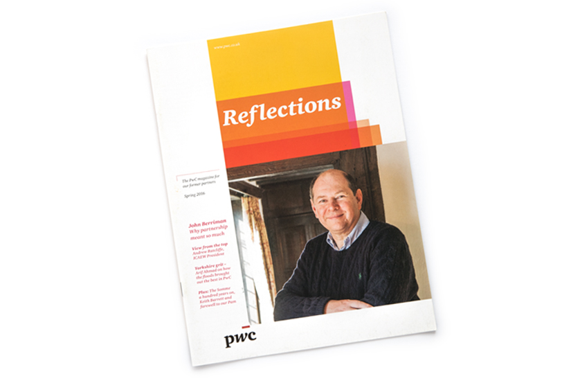 PwC Reflections Magazine