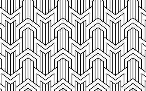 Seamless Gatsby Pattern PNG