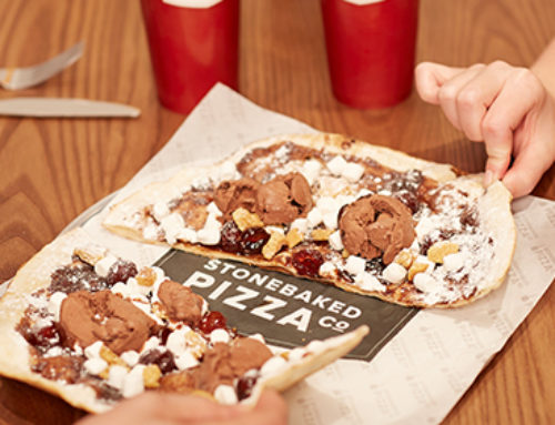 Stonebaked Pizza Packaging