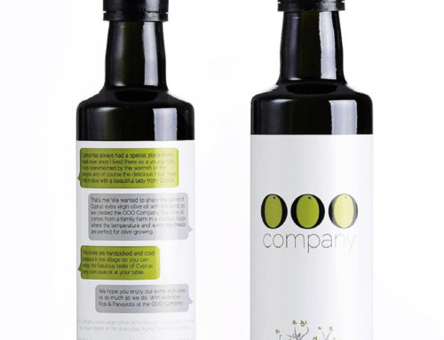 Olive Oil Branding and Packaging