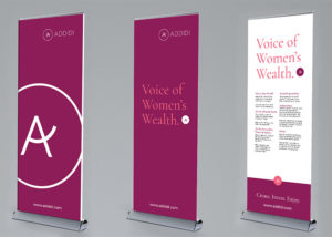 Addidi Event Banners