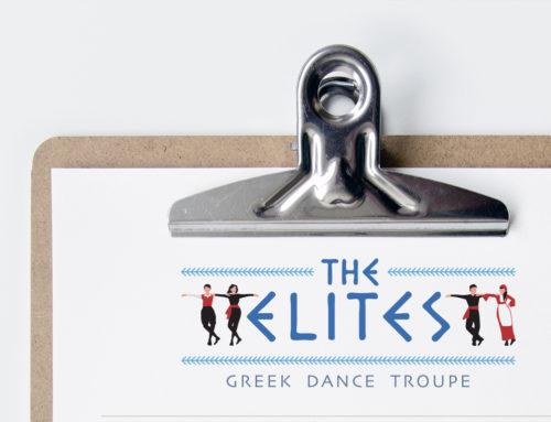 The Elites Branding