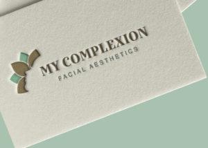 my complexion aesthetics logo