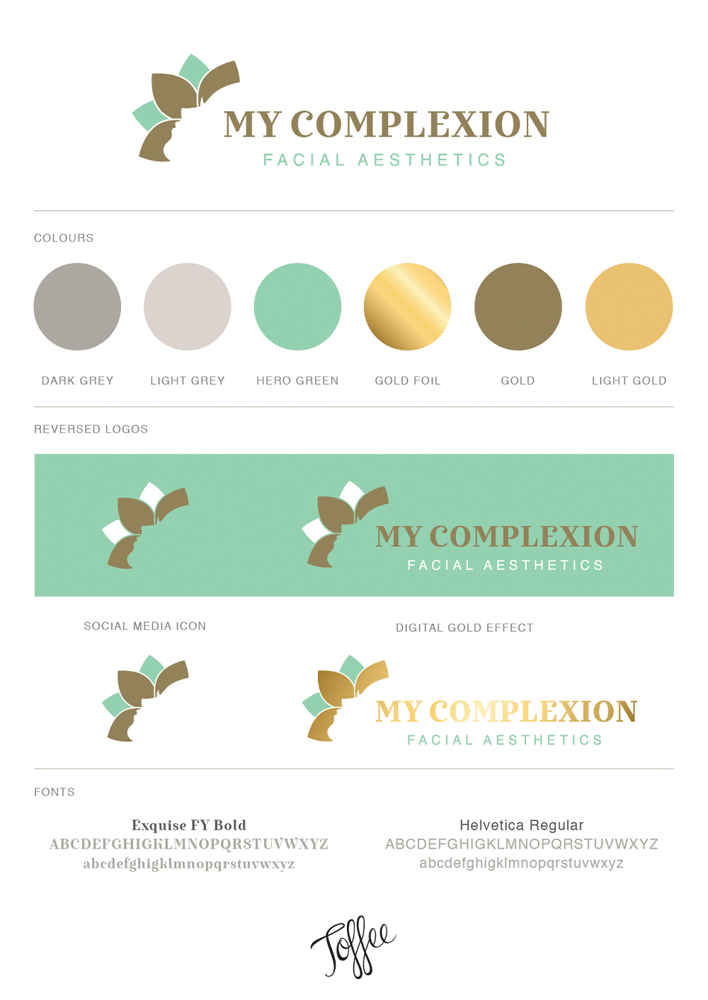 my complexion aesthetics brand overview