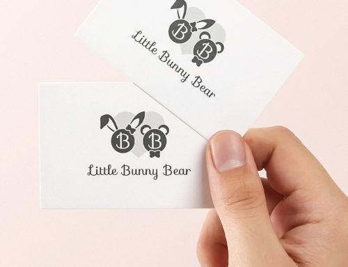 Little Bunny Bear Branding