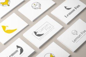Lemon Fox Logo Development