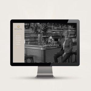Lemon Fox Website